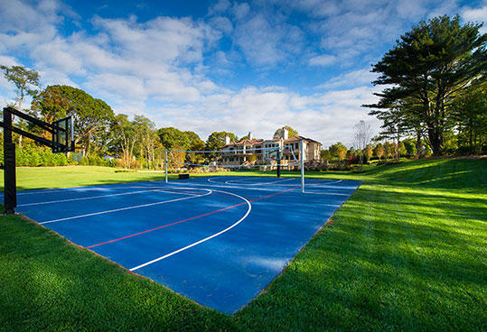 Multi Purpose Games Court